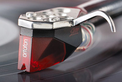 Playing Vinyl Records Hifi System Components