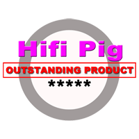 Hi-Fi Pig Outstanding Product Award