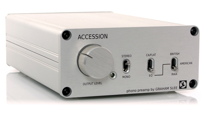 Accession MM Phono Preamp With Volume Control