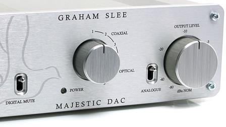 Majestic DAC/Pre-amp