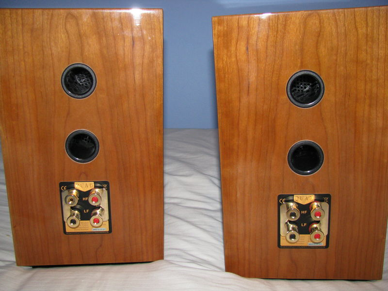 Quad 12L2 speakers - cherry - Graham Slee Audio Forum | HiFi System