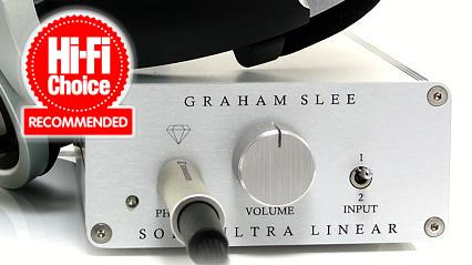 Headphone amplifier review recommended