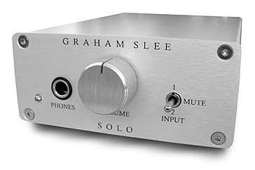 Solo 2004 headphone amplifier