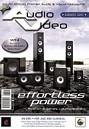 Audio-Video Magazine Cover