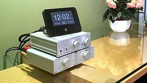 Majestic DAC and Proprius amplifiers in a customer's audio system