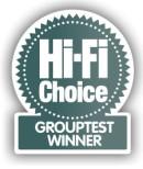 HiFi Choice Group Test Winner