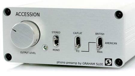 Accession - our flagship phono stage
