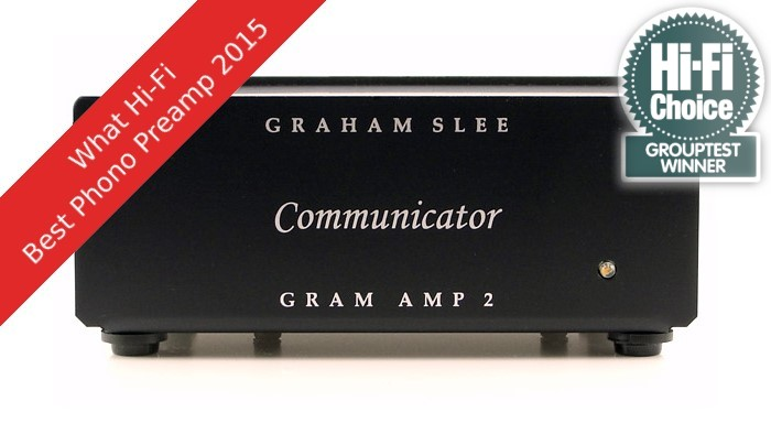 Phono Preamps | Phono Stage Amplifier by Graham Slee HiFi