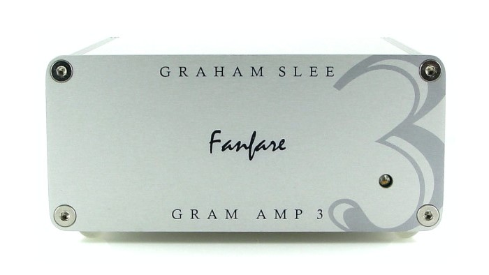 Gram Amp 3 Moving Coil