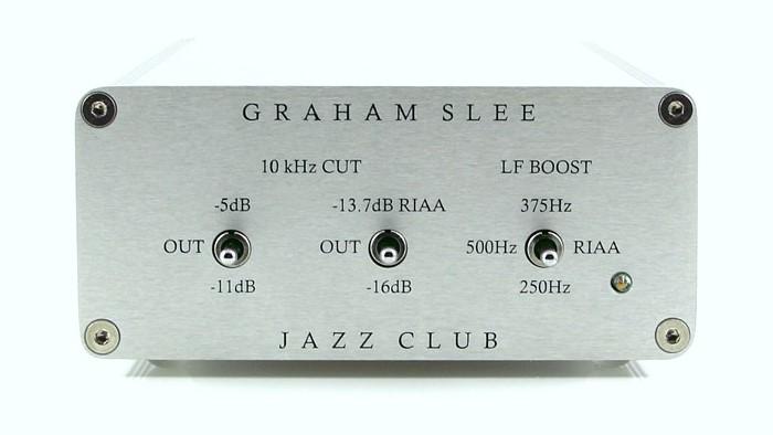 Jazz Club Archival Switched EQ