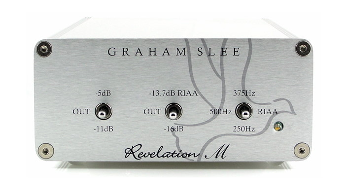 Revelation Switched EQ
